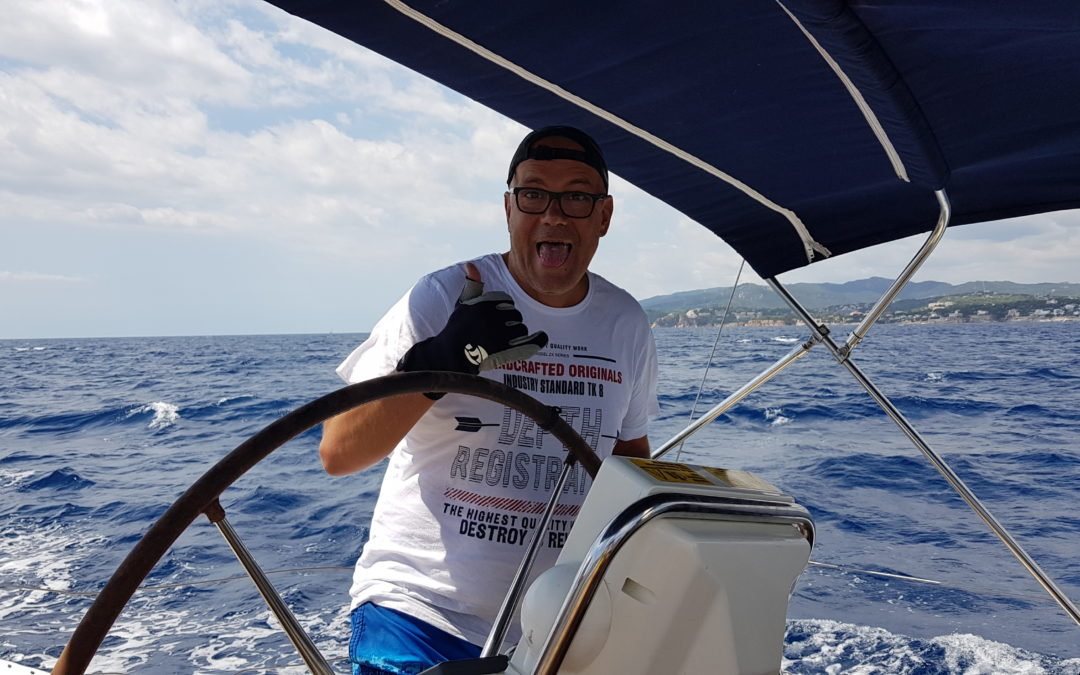 ¡Compré mi barco!